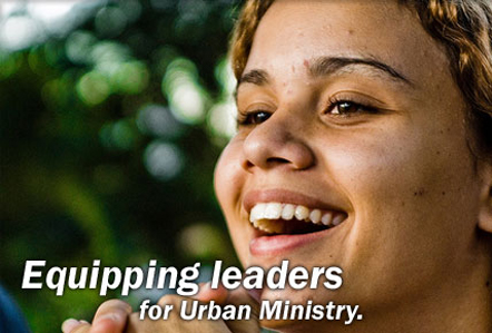 Equipping Leaders for Urban Ministry.