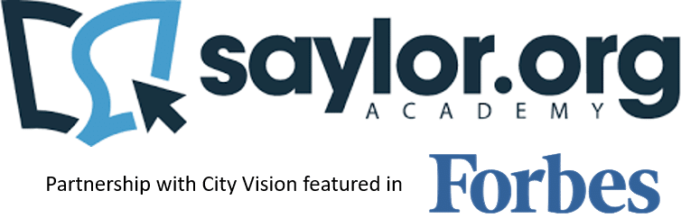 Saylor Academy Credit Partnership Page | City Vision University